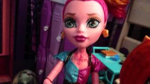 Monster High Dreams - S2 E17 - Toralei's Wishes!