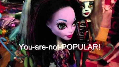 Monster High Dreams - S2 E3 - The New Harpy!