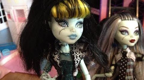 Monster High Dreams - S2 E18 - Frankie's Twin Sister!
