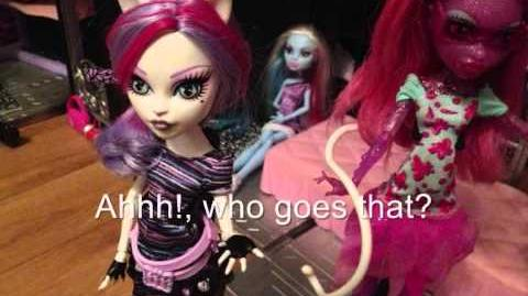 Monster High Dreams - S1 E10 - Ghouly boarding High