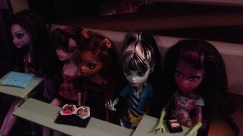 Monster High Dreams - The Nightmare Begins Full Special