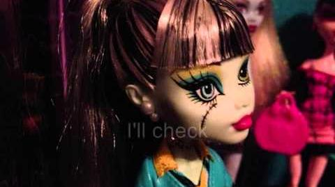Monster High Dreams - S2 E2 - The Scary Night!