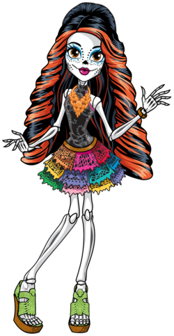 Profile Art Skelita Calaveras