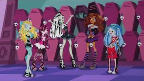 Monster High™ - Jaundice Brothers