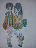 Raquelle i Ezequiel