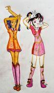 Justine & San-Hee DoL