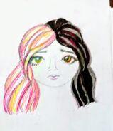 Sunita szkic
