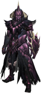 FrontierGen-Gore Armor (Gunner) (Male) Render 001