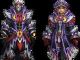 MH4U: G-rank Blademaster Armor
