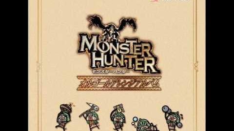 Monster Hunter OST - Snow Mountain Battle Theme