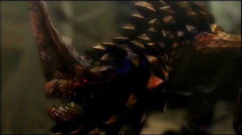 3DS Monster Hunter 4 Ultimate -Extreme Seregios Intro-