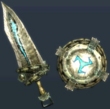 MH3U-Sword and Shield Render 052