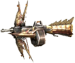 MHGU-Light Bowgun Render 067
