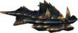 MHP3-Heavy Bowgun Render 004