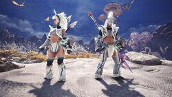 MHW-Kirin Gamma Armor Screenshot 001