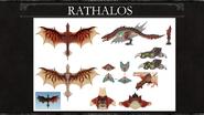MHW-Rathalos Concept Art 003