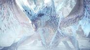 Monster Hunter World Iceborne - Velkhana (2nd Encounter) Boss Fight