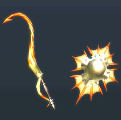 MH3U-Sword and Shield Render 015