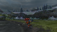 MHFU-Snowy Mountains Screenshot-009