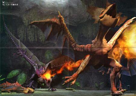 Yian Garuga attacking kut-ku