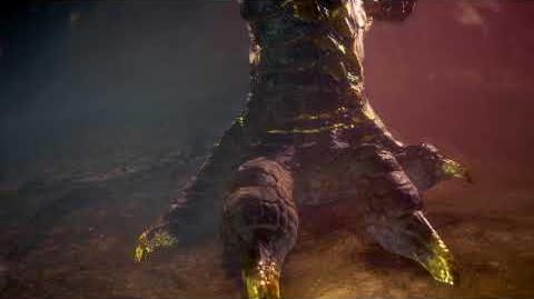 Monster Hunter World - Slither and Gold