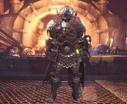 MHW-Bazel Armor Male (Alpha) 001