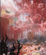 MHW-Coral Highlands Concept Art 001