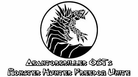 Monster Hunter Freedom Unite OST 15 - The Floating Ancient Dragon (Yamatsukami) HQ