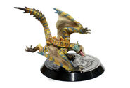 Capcom Figure Builder Volume 7 Tigrex