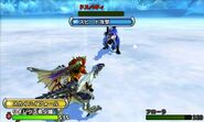 MHST-Silver Rathalos and Great Baggi Screenshot 001