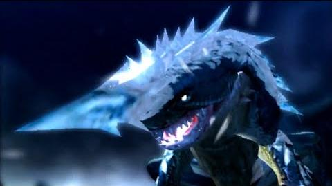 3DS Monster Hunter 4 Ultimate -Zamtrios Intro-