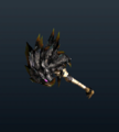 MH4U-Relic Hammer 006 Render 003