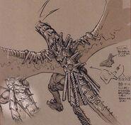 MHFG-Berukyurosu Concept Art 004