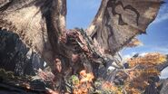 MHW-Rathalos Screenshot 005