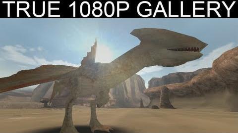 06 - Desert Hunter 1080p Cephadrome ドスガレオス - Monster Hunter Freedom Unite Gallery MHFU