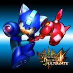 MH4U-Mega Man Collaboration Screenshot 001