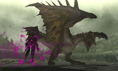 MHGen-Dreadqueen Rathian Screenshot 002