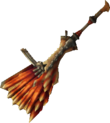 MHP3-Hunting Horn Render 003