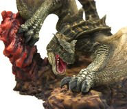 Capcom Figure Builder Creator's Model Brute Tigrex 005