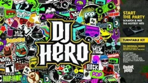 DJ Hero - Queen We Will Rock You vs Daft Punk Robot Rock