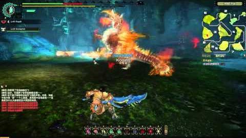 Kogath - Monster Hunter Online - First Estrellian Story Hunt