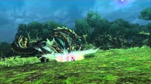 MHF-G8『ジンオウガ生態動画』