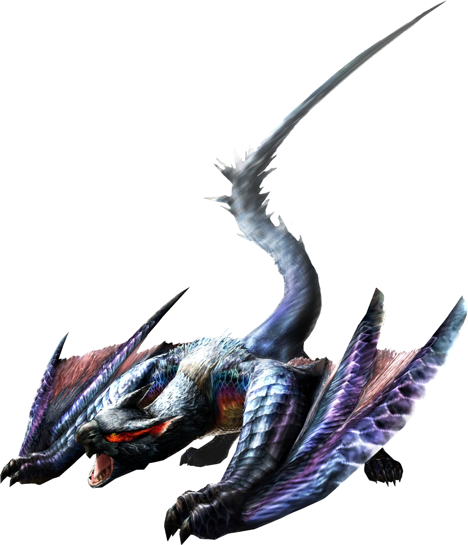 Lucent nargacuga monster hunter wiki fandom powered by
