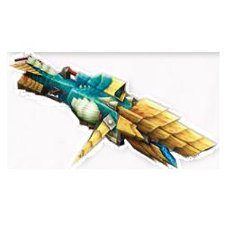 MH4-Heavy Bowgun Render 010