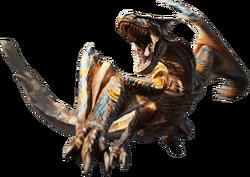 MH4-Tigrex Render 001