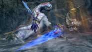 FrontierGen-Baruragaru Screenshot 002