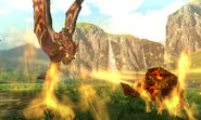MHGen-Dreadking Rathalos Screenshot 007