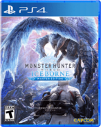 Box Art-MHWI PS4 NA