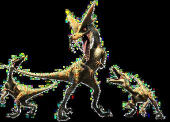 Gendrome | Monster Hunter Wiki | Fandom