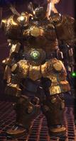 Uragaan α Armor (MHW)